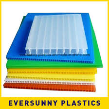best ing for 7mm 8mm 9mm 10mm pp hollow corrugated plastic sheet