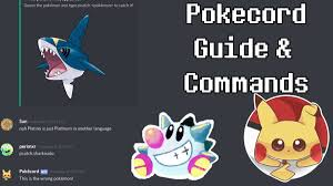 Pixelmon Size Chart Pokecord Commands Game Guide Discord Pokemon Game Sir