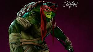 ninja turtles 2014 raphael.  Raphael Teenage Mutant Ninja Turtles 2014 Raphael Speed Painting Procreate In