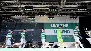<b>Celtic FC</b> - 2017/18 New Balance <b>Home Kit</b> Unveiling - YouTube