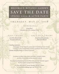 brooklyn botanic garden spring gala after party