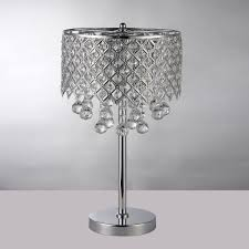 ceiling lights surprising cream amazing round crystal chandelier bedroom nightstand table lamp 3 in traditional
