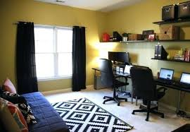 office space interior design ideas. Creative E Office Ideas For Two People Furniture Room Home Guest Decorating . Space Interior Design