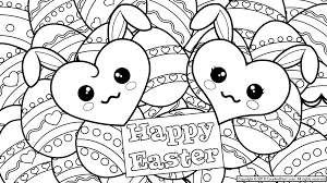 Easter Coloring Sheets Free Easter Coloring Pages Free Printable