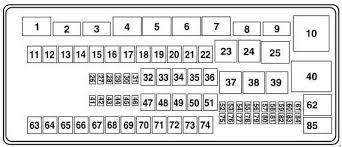 ford e 350 2009 2015 fuse box diagram auto genius ford e 350 2009 2015 fuse box diagram
