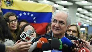 Resultado de imagen para venezuela linea dura opositora