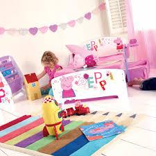 Peppa Pig Bedroom Stuff Peppa Pig Wooden Junior Bed Great Kidsbedrooms The Children