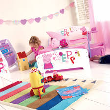 Peppa Pig Bedroom Furniture Peppa Pig Wooden Junior Bed Great Kidsbedrooms The Children