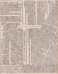 Newspaper Amazon Hero Arts Woodblock Stamp Newspaper Background Arts 4