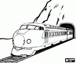 Train coloring page & train online coloring game for kids. Trains Coloring Pages Printable Games