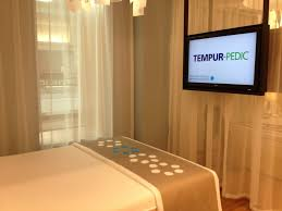 Breakfast in Bed Courtesy of the New Tempur Pedic Store in Natick