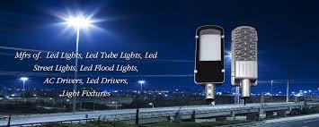 led panel light led street light