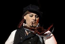 Johnny Depp Se Zbavuje Vzpomínek Na Amber Na řadu Přišlo I Tetování