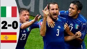 Watch Spain vs Italy Semi Final Live ...