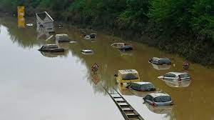 Deadly flooding in Germany, Belgium ...