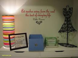 craft room wall decorations