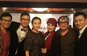 Michael Miu Celebrates 25th Wedding Anniversay With Jamie Chik |  Celebrities, Andy lau, Michael