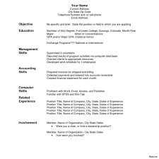 Functional Skills Resume Templates Functional Resume Sample Berathen Template Word Templates And 16
