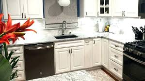 repaint kitchen cabinets white painted refinish before and after cabinet whitewash