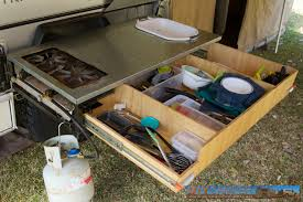 Camper Trailer Kitchen Designs Kitchen Diy Camper