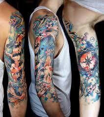 тату роза ветров значение татуировки розы ветров эскизы и фото