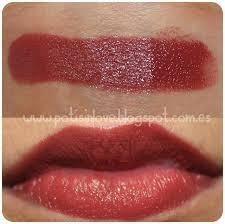 Revlon Super Lustrous Lipstick Colour Chart Revlon Rum Raisin Liptick Revlon Super Lustrous Lipstick