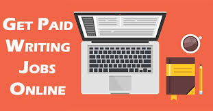 now get paid writing jobs online