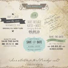 Save The Date Template Word All Products 7thavenue Designs Logo And Templates