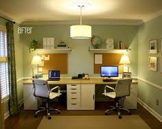 two desk home office. good twoperson office layout or bedroom idea two desk home k