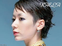 木村カエラ 髪型ヘアースタイル ツーブロック刈り上げ参考画像