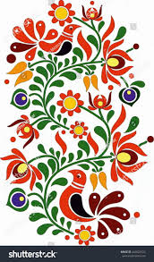 Hungarian Folk Embroidery Designs Hungarian Folk Art Hungarian Embroidery Patterns Folk
