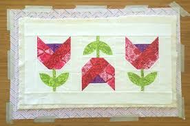 How To Baste A Quilt - Pins And Spray | Blossom Heart Quilts & How to make a quilt sandwich Adamdwight.com