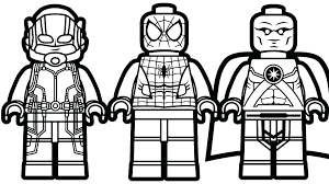 Lego Iron Man Coloring Pages To Print Iron Man Coloring Pages Iron