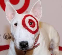bullseye target s mascot