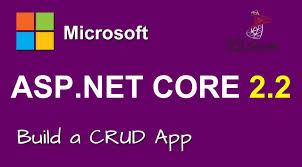 Microsoft Entityframeworkcore Design Build A Crud App With Asp Net Core 2 2 And Sql Server