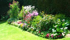 Design Extraordinary Bed Landscaping