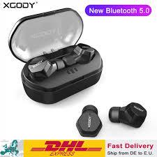 XGODY <b>F8</b> 2019 Sports <b>TWS Wireless</b> Headphones Waterproof ...
