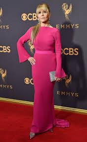 Emmys 2017 Red Carpet: Jane Fonda Wears Long Ponytail | PEOPLE.com