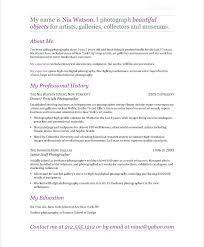 freelance designer description artist resume samples job description of a photographer freelance