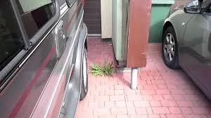 1991 Chevy Van G20 6.2 diesel cold start - YouTube