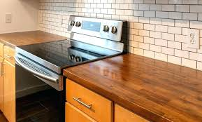 marvelous butcher block countertops cost wood kitchen wood ntertops cost great bamboo