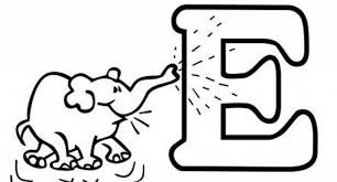 Small Picture the letter e coloring page Archives Cool Coloring Pages and