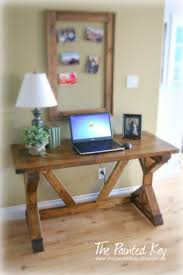 Best 25+ Desk plans ideas on Pinterest   Build a desk, Diy wood desk and  Simple desk