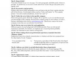 Stylish Ideas Resume Cover Letter Tips 7 For A Business Proposal