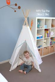 This teepee will offer hours of fun playtime for baby even when they grow  older!