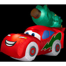 cars christmas inflatables outdoor christmas decorations the