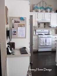 Kitchen Message Board Homey Home Design The Kitchen Reveal