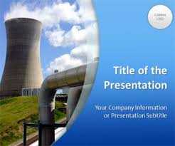 nuclear powerpoint template. Energy Power PowerPoint Template