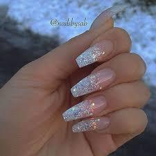 long ballerina acrylic nails beauty net cute nail ideas