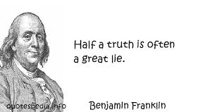 Image result for quotes about lies